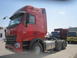 Седельный тягач HOWO A7 6x4, ZZ4327V3247P 420 л.с.,