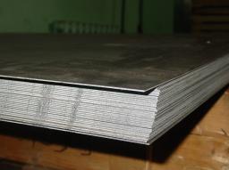 Лист стальной 2.5*1250*2500 ст.3сп ГОСТ 16523-97 19903-74