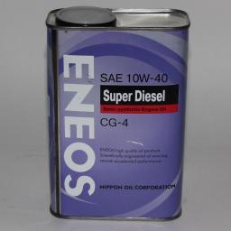 ENEOS 10W40 CG-4 0,94 литра Полусинтетическое