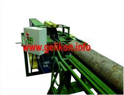 Станок брусующий с конвейерной подачей СЛД-2П-1000К с кантователем бревна до 370 мм в комле(31.3 кВт)