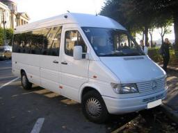 Аренда микроавтобуса до 20 мест