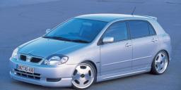 Комплект обвесов Wald для Toyota Corolla Runx / Alex