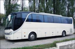 Туристический автобус на 30 мест в аренду и на заказ