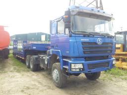 Седельный тягач Shacman 6x6 SX4256DV385, 430 л.с, 2014 г.в.