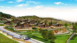 Продается дом в Болгарии в элитном поселке закрытого типа в живописной Разложской долине