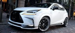 Аэродинамический комплект Artisan для Lexus NX 200T