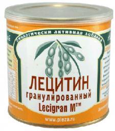 Лецитин соевый гранулированный лецигран ( lecigran ) 300 гр