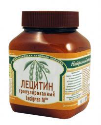 Лецитин соевый гранулированный лецигран ( lecigran ) 200 гр
