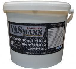 ОДНОКОМПОНЕНТНЫЙ АКРИЛОВЫЙ ГЕРМЕТИК VASmann premium A