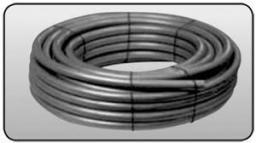 Труба полиэтиленовая PEX-A 16*2.0 с покрытием EVON серая (100м)