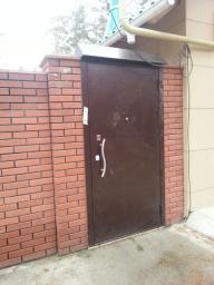Производство металлических дверей и ворот