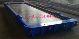 Металлоформа дорожной плиты ПАГ 14