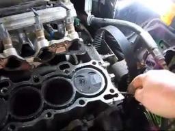 Замена прокладки головки Honda