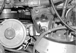 Замена опор двигателя Honda