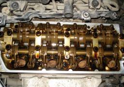 Замена прокладки клапанной крышки Honda