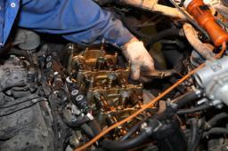 Замена прокладки масляного картера Honda