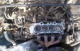 Ремонт заслонки двигателя Honda