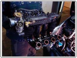 Регулировка тепловых зазоров клапанов Honda