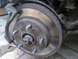 Проточка дисков / расточка дисков