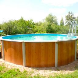Бассейн круглый Эсприт-Биг 3,6м.х1,32 м. Atlantic pool, Канада