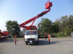 Автовышка ГАЗ – 20 м.