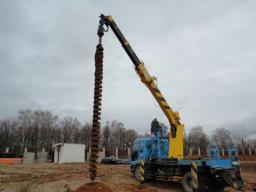 Бурильные установка burenie skvazhin do 25 m