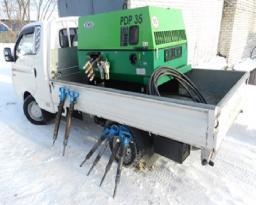 Компрессор INGERSOLL RAND - P375WD