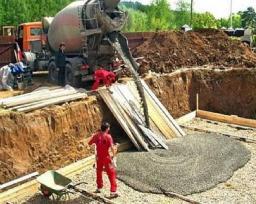 Аренда миксера цементовоза