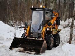 Мини Погрузчик T190 - Bobcat