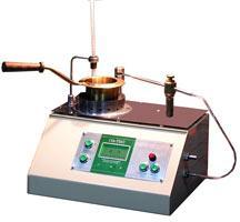 ПЭ-ТВО полуавтоматический анализатор вспышки в открытом тигле.