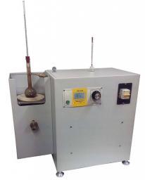 Полуавтоматический аппарат для разгонки нефтепродуктов. MX-1000А