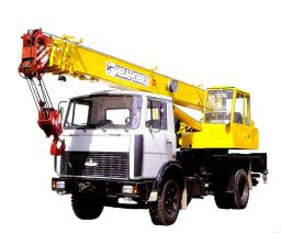 Прокат автокрана 40 тонн