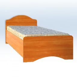 Кровать односпальная Бук, Вишня, Орех