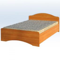 Кровать двуспальная Бук, Вишня, Орех