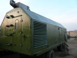 Дизельная электростанция ЭД 500-Т/400 c хранения