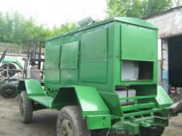Дизель генератор (электростанция) АД-60Т/400 с хранения