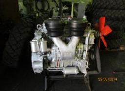 Двигатель ЯАЗ-204Г с хранения