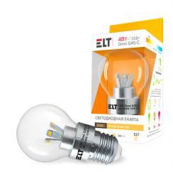 LED Omni G50-C E27 4Вт 3000К 220В