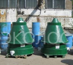 Станция биологической очистки сточных вод