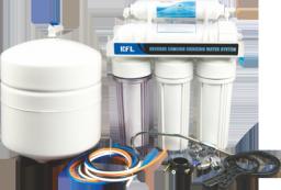 Обратноосмотические системы для очистки воды