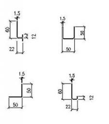 Системы крепления вентилируемых фасадов