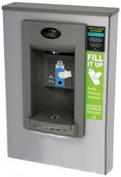Сенсорный автомат питьевой воды для наполнения бутылок Oasis PWSMEBFY