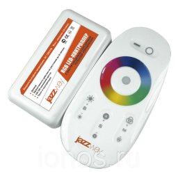 Контроллер RGB PRC-4000HF WH (белый) 12/24V 216/432Вт