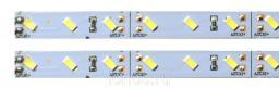 Светодиодные линейки 12 Вольт, 1 метр, 60 светодиодов, полностью самостоятелен