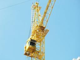 Полностью исправный башенный кран кб 515, 2006 года выпуска