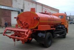 Автогудронатор на шасси КамАЗ-43253