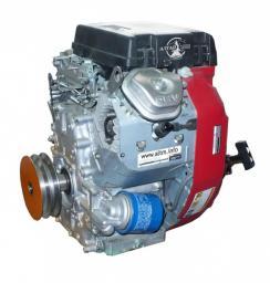 Бензиновые двигатели 4 л.с и 20 л.с. для ленточных пилорам.