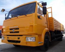 Бортовой КамАЗ-4308-6037-28 (4х2, платформа 5162 мм)