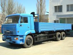 Бортовые автомобили КамАЗ-43114, КамАЗ-43118, КамАЗ-53215, КамАЗ-65117 с двигателями Евро-3