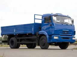 Бортовой КамАЗ-43253-6010-25 (4х2, г/п 7,5 тонн, двигатель Евро-4)